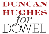Duncan Hughes for Dowel furniture collection