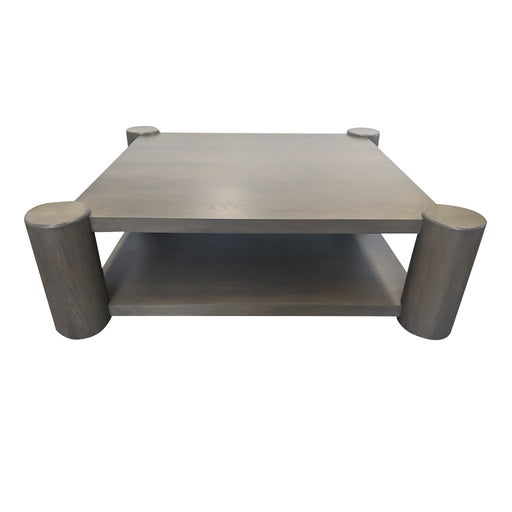 Yosemite Table - Custom Size<br><small>Finish: Gray</small><br><small>by @joshgreenedesign</small>