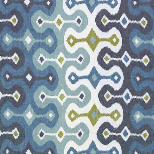 Darya Ikat - Sky - Dowel Furniture