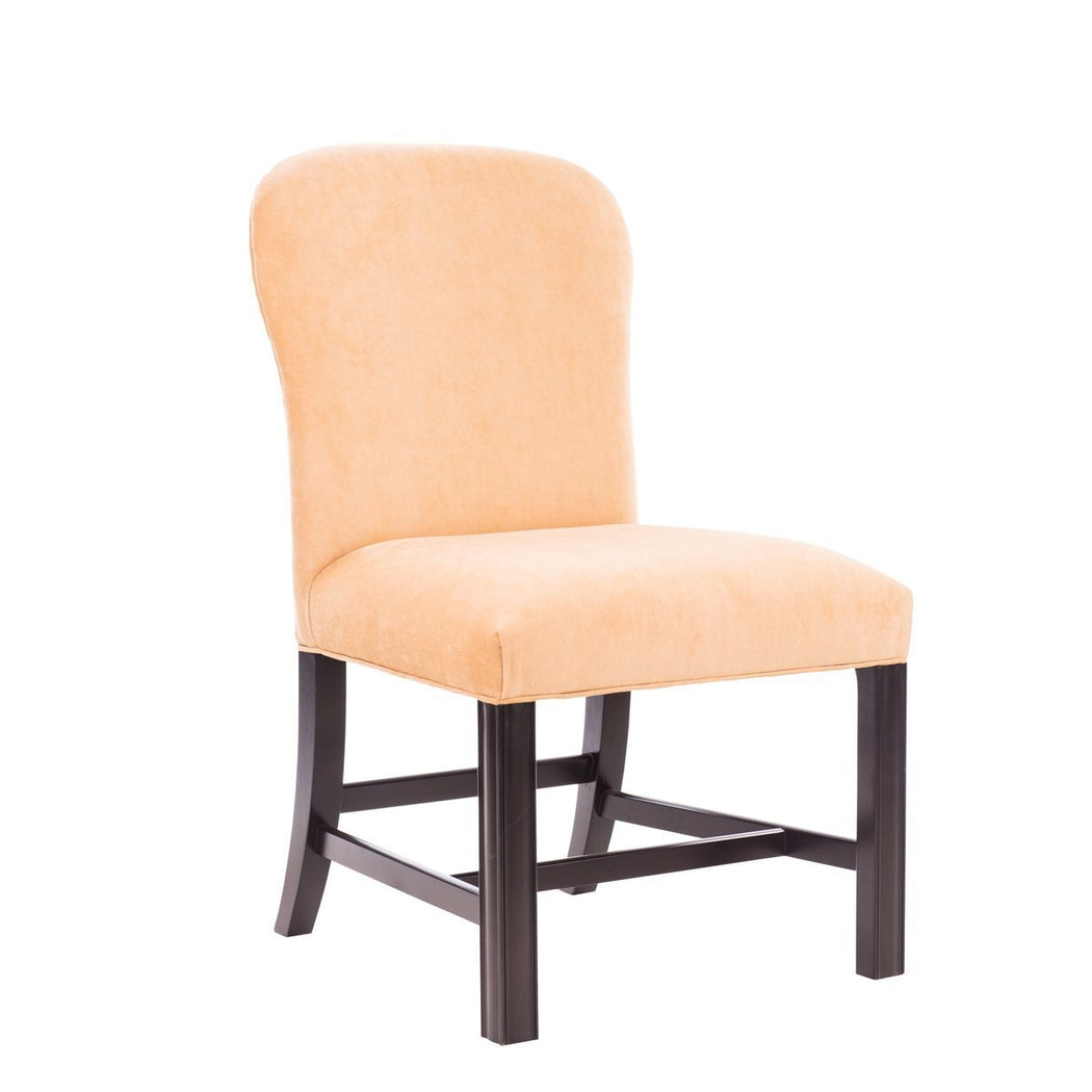Ellen Upholstered Side Chair - COM - Dowel Furniture