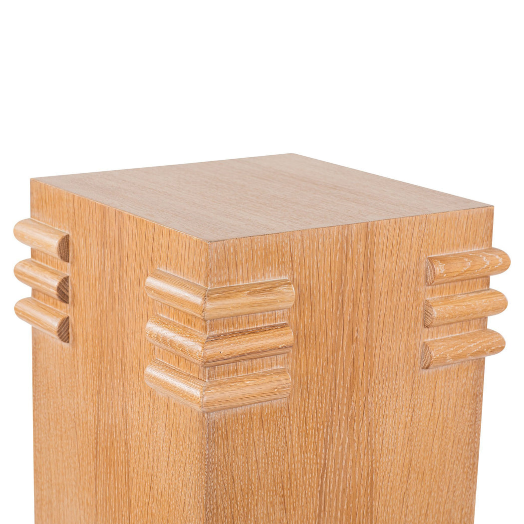 Frank Pedestal - Dowel Furniture
