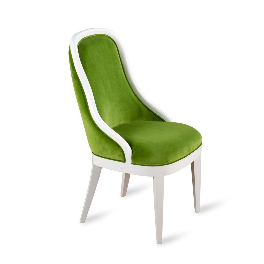 Frenchie Side Chair - COM - Dowel Furniture