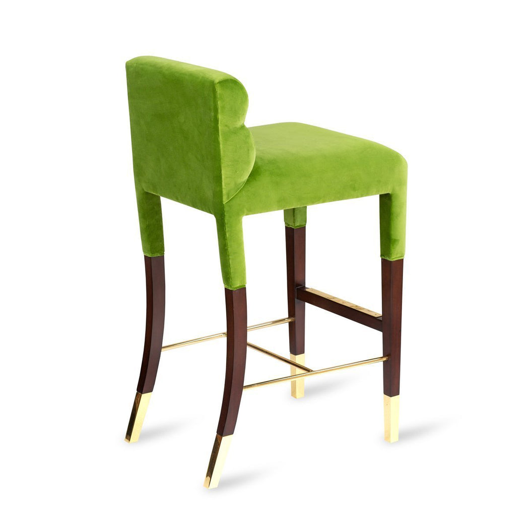Gardner Bar Stool - COM - Dowel Furniture
