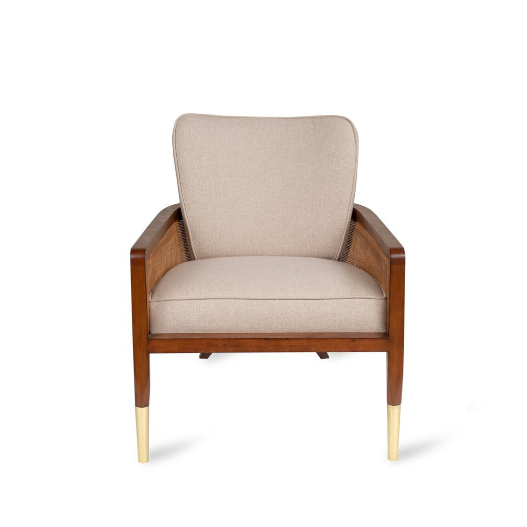 Grant Lounge Chair - COM - Dowel Furniture