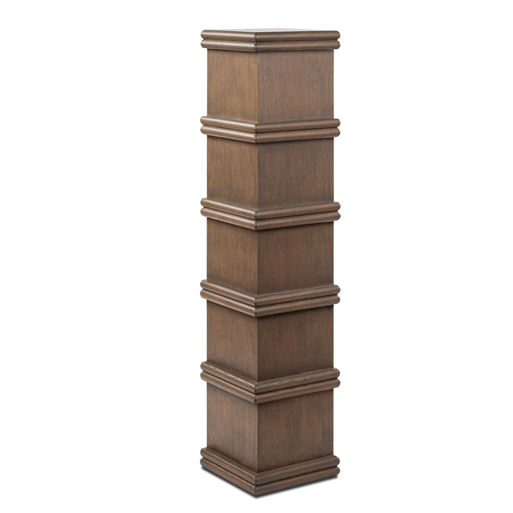 Karl Pedestal - Dowel Furniture