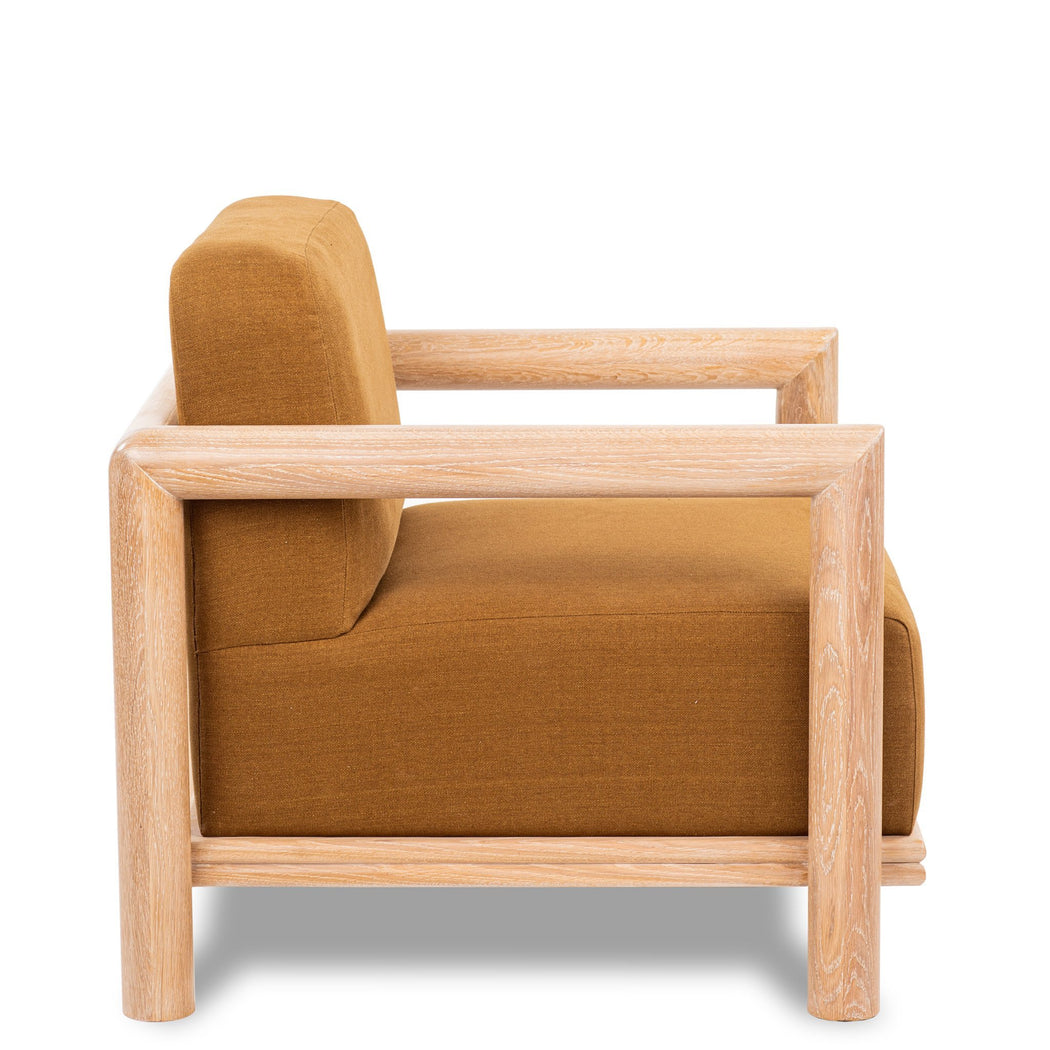 La Jolla Lounge Chair - COM - Dowel Furniture