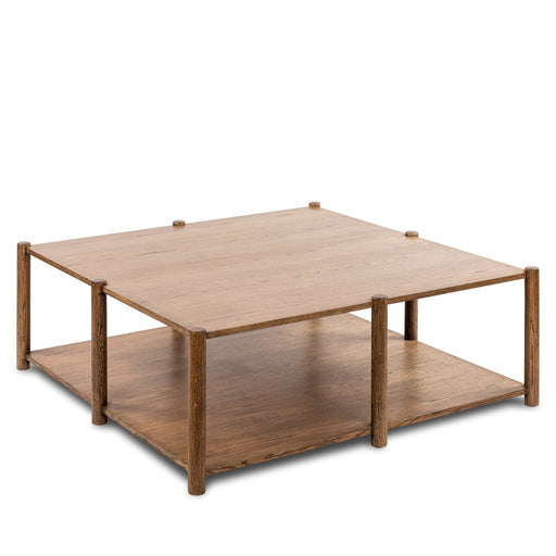 Loma Coffee Table - 48W x 48D - Dowel Furniture