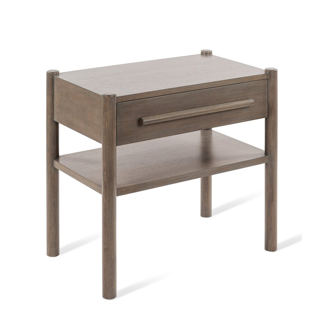 Lombardy Nightstand - 30W x 18D - Dowel Furniture