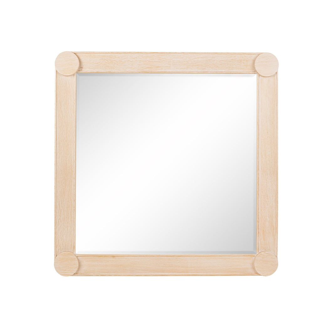 Manila Mirror - 54 x 54 - Dowel Furniture
