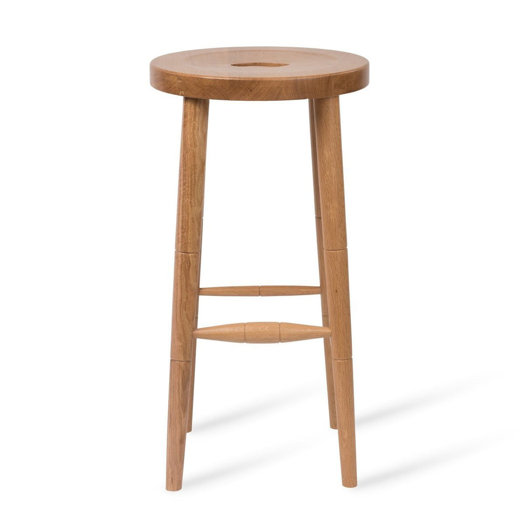 Milkmaid Bar Stool - Dowel Furniture