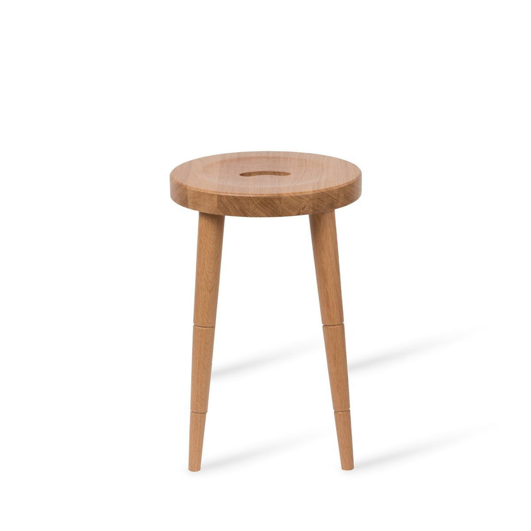 Milkmaid Stool - Dowel Furniture