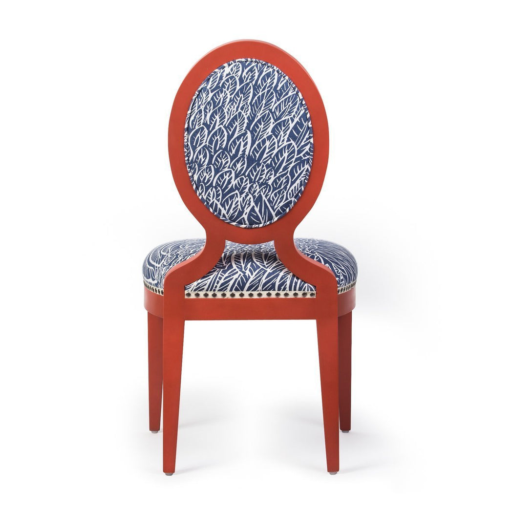 Parisienne Side Chair - COM - Dowel Furniture