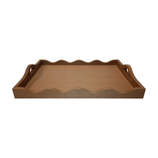 Scallop Tray - Dowel Furniture