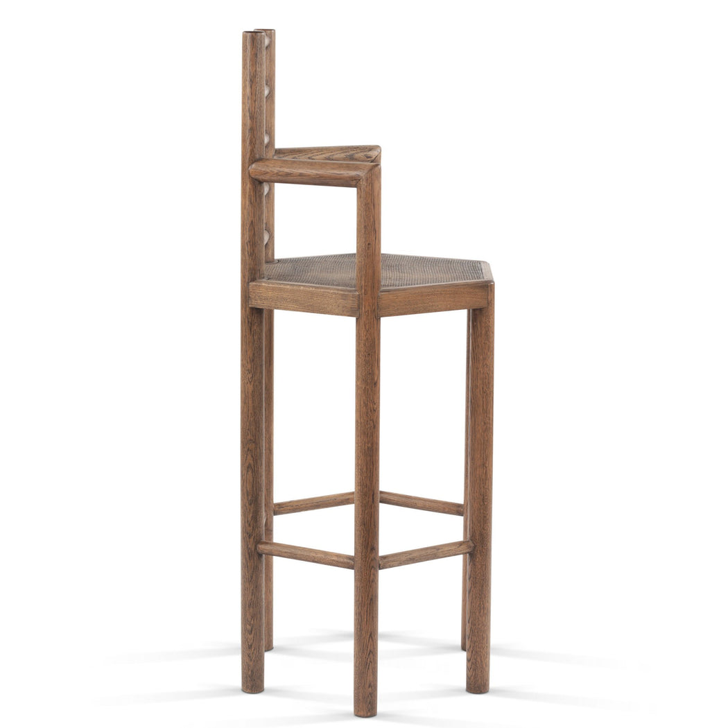 Tamarisk Bar Stool - Dowel Furniture