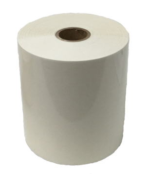 Crystal Label Roll - 4 inch