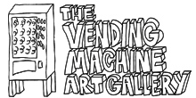 The Vending Machine Art Gallery