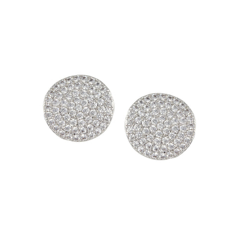 DELTA'S<BR>CURVED PAVE STUDS