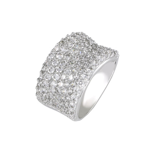PHILOMINA'S<BR>GLAMOUR PAVE RING