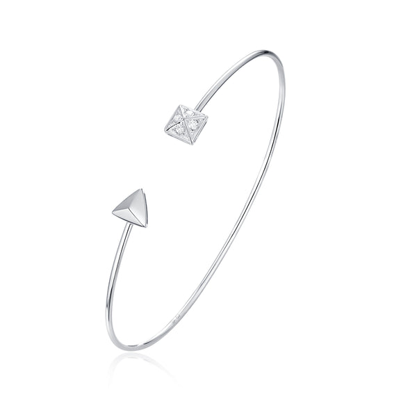 White Gold Diamond Bracelet - S2012231