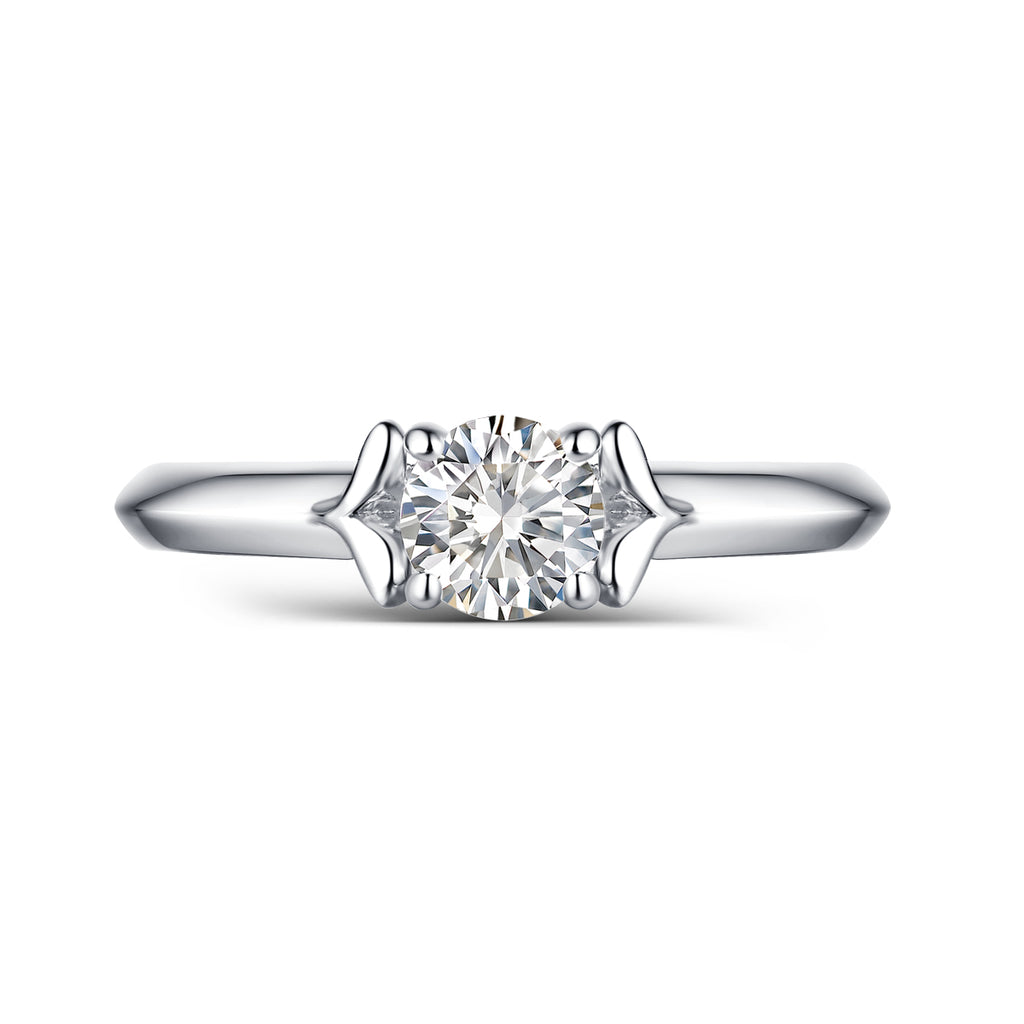 Solitaire Engagement Ring S2012652A