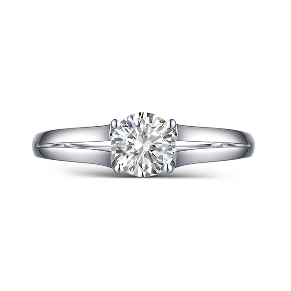 Modern Engagement Ring S2012656A
