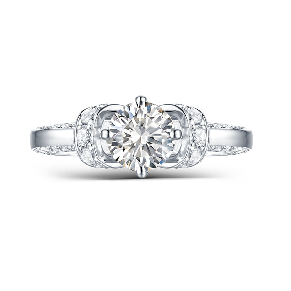 Classic Engagement Ring S2012659A