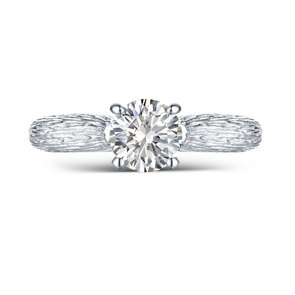 Solitaire Engagement Ring S2012667A