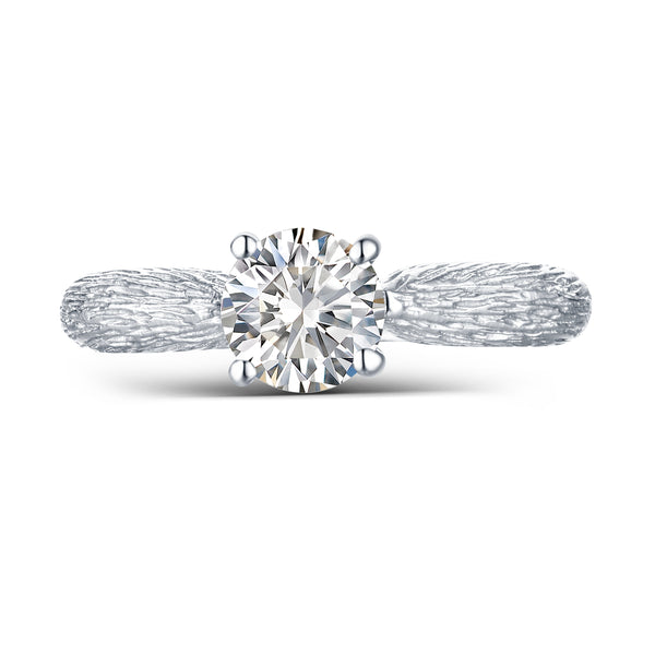 Solitaire Engagement Ring S2012669A