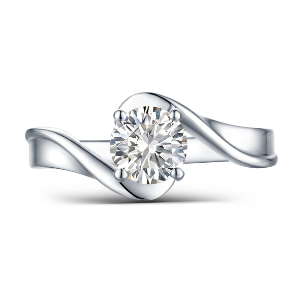 Solitaire Engagement Ring S2012670A