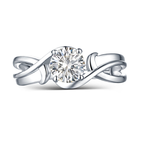 Solitaire Engagement Ring S2012671A