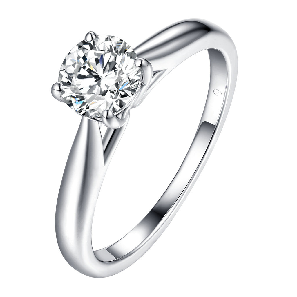 Solitaire Engagement Ring S201895