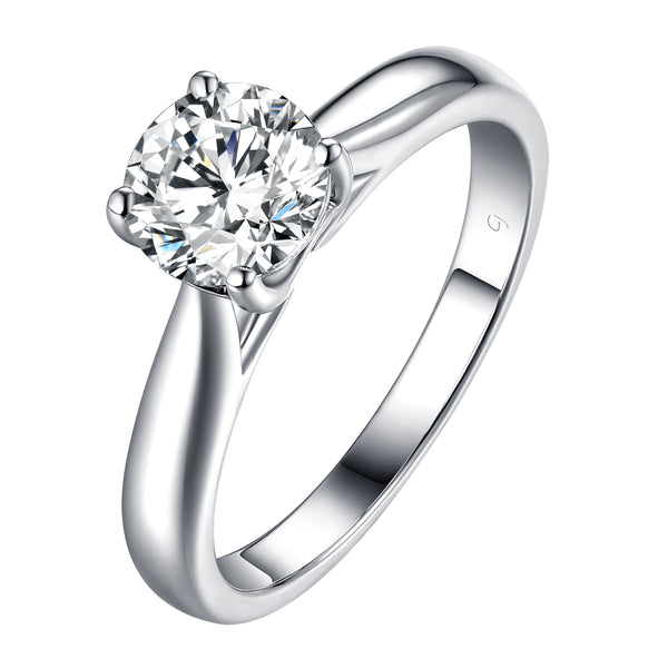 Solitaire Engagement Ring S201896