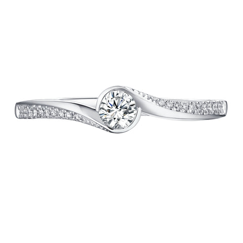 Beau Diamond Engagement Ring S201958A