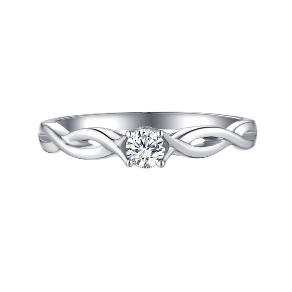 Beau Diamond Engagement Ring S201856