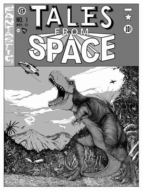 Tales From Space #1 - Variant