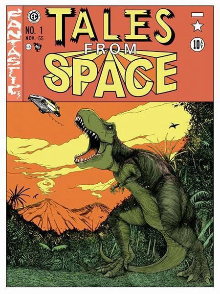 Tales From Space  #1 - Mad Duck Posters