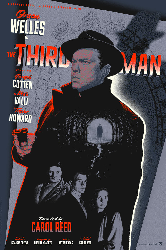 The Third Man - Regular - Mad Duck Posters