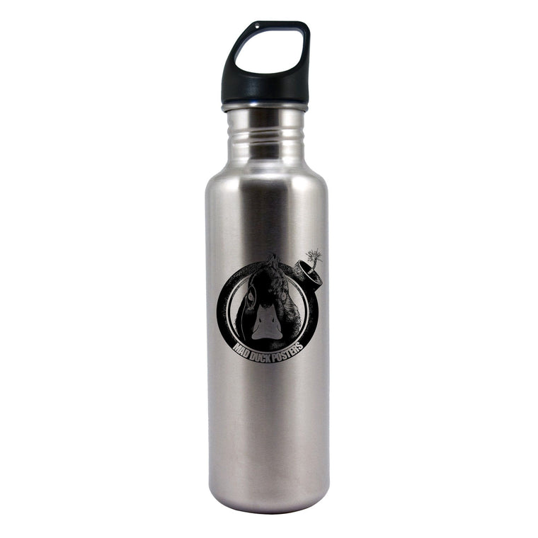 Mad Duck Logo Eco Bottle