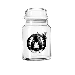 Mad Duck Logo Candy Jar - Mad Duck Posters