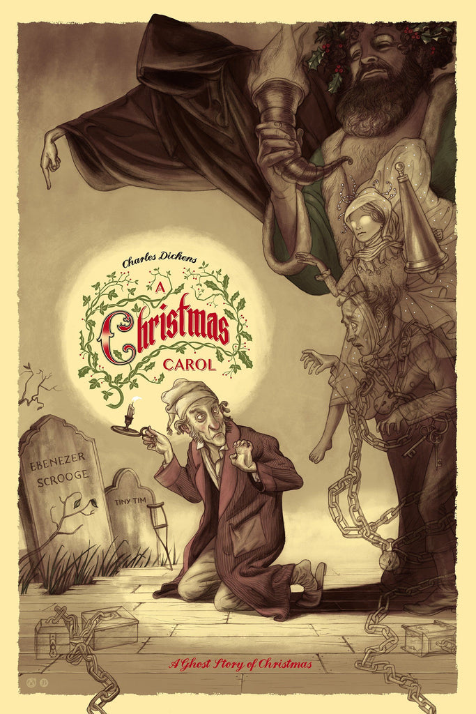 A Christmas Carol - Regular - Mad Duck Posters