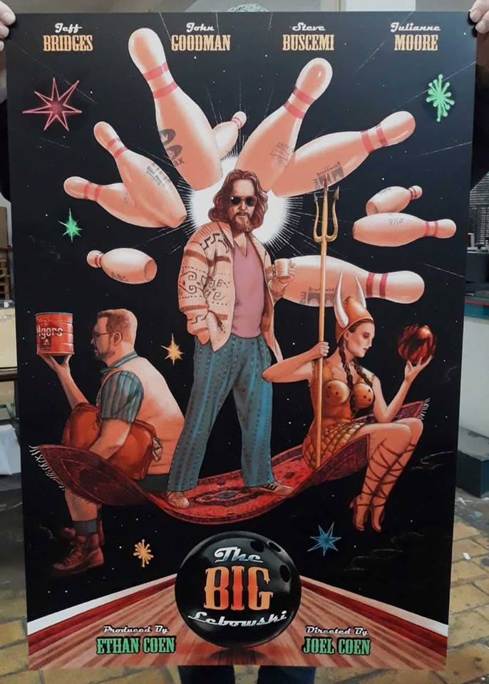 The Big Lebowski - Regular - Mad Duck Posters