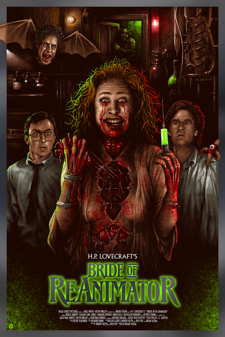 Bride of Re-Animator - Foil Variant - Regular Colorway