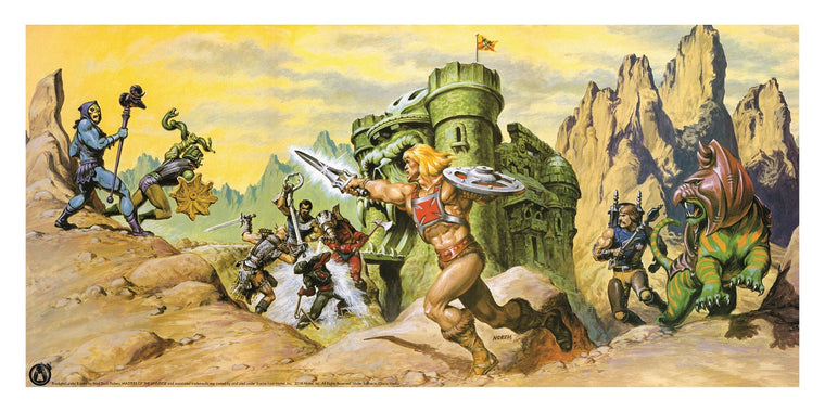 Defenders Of Castle Grayskull