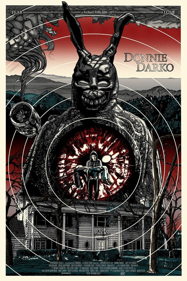 Donnie Darko - Variant - Mad Duck Posters