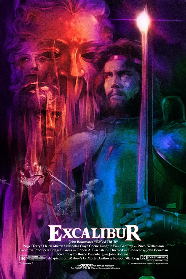 Excalibur - Regular - Mad Duck Posters