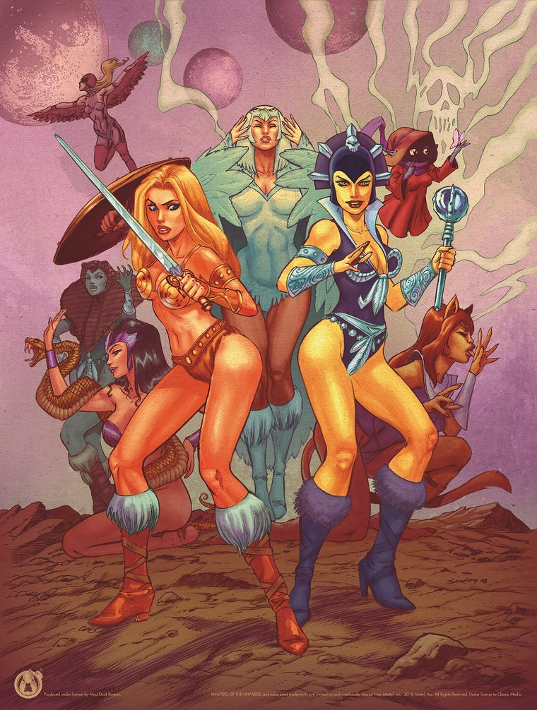 Girls Of Grayskull - Variant