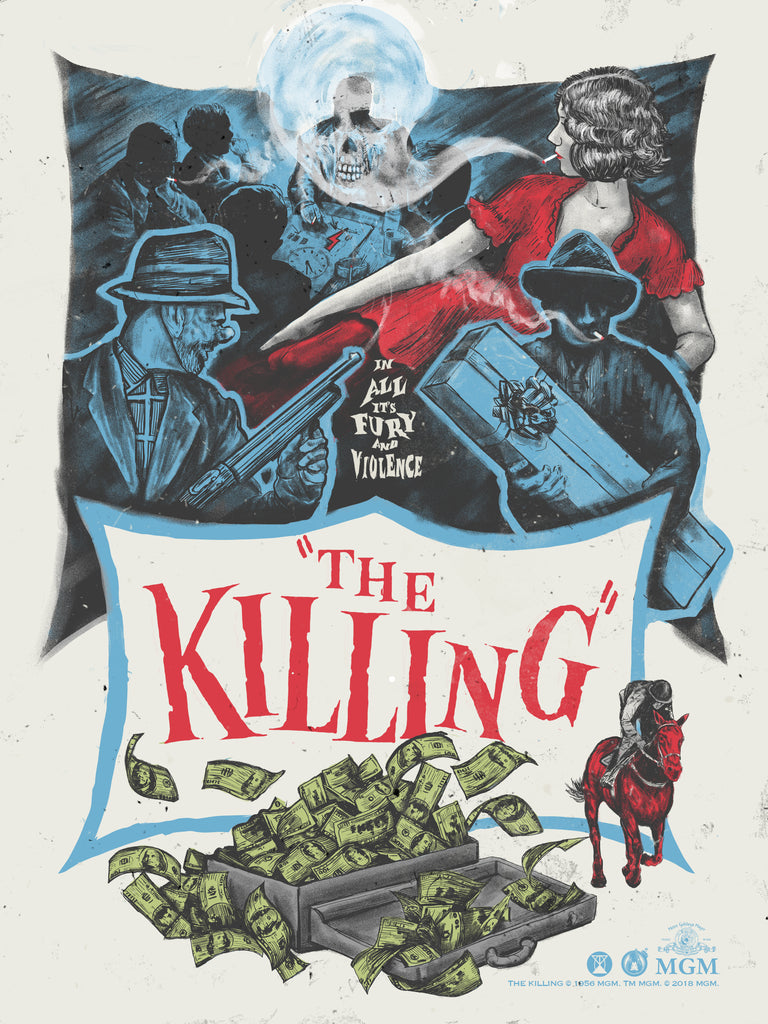 The Killing - Regular - Mad Duck Posters