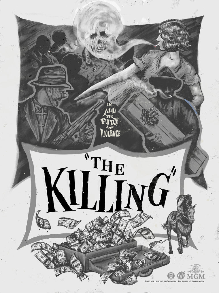 The Killing - Noir Variant
