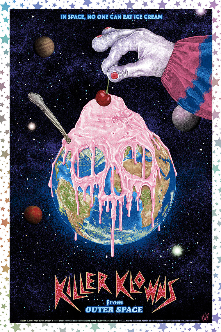 Killer Klowns From Outer Space - Cosmic Candy Variant