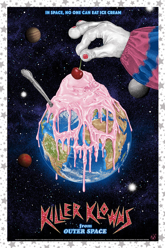 Killer Klowns From Outer Space - Regular - Mad Duck Posters